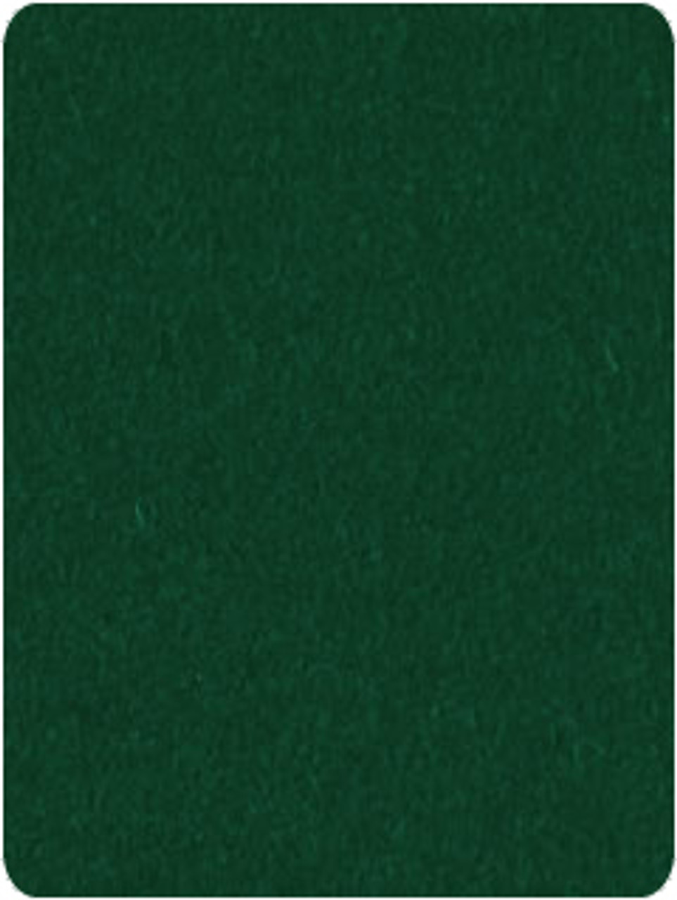 Invitational 8' Basic Green Pool Table Felt