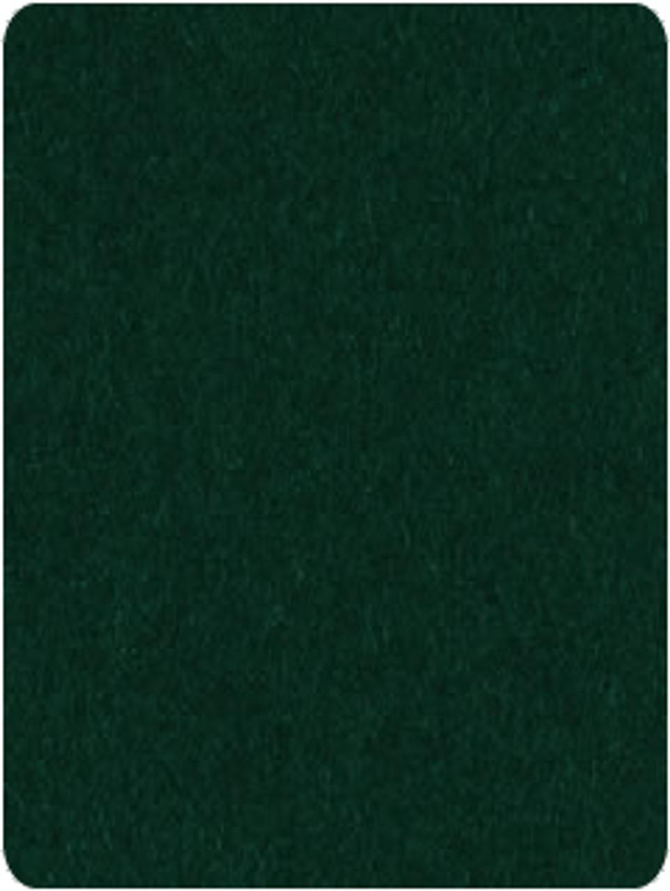 Invitational 8' Oversized Dark Green Table Felt