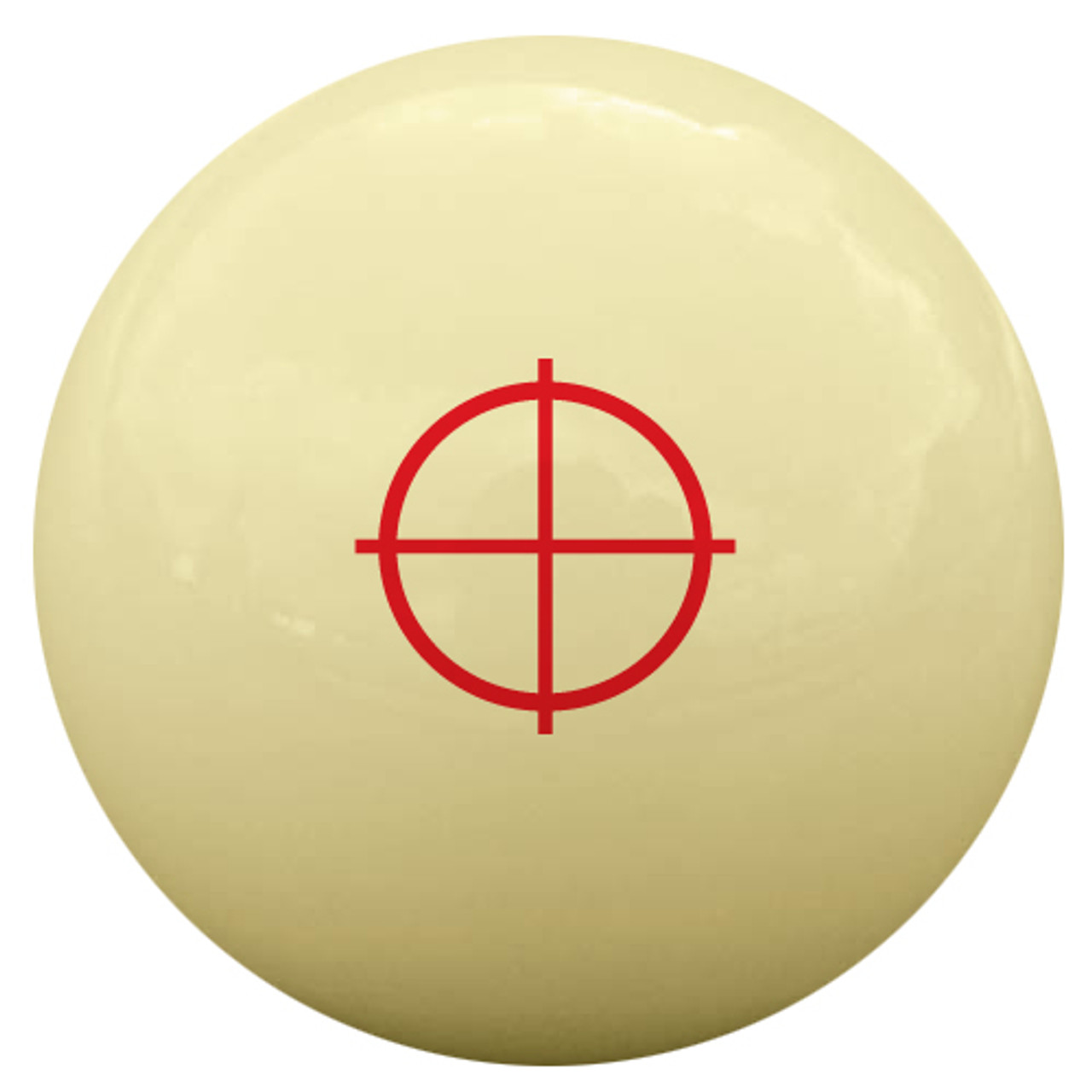 Take Aim Cue Ball