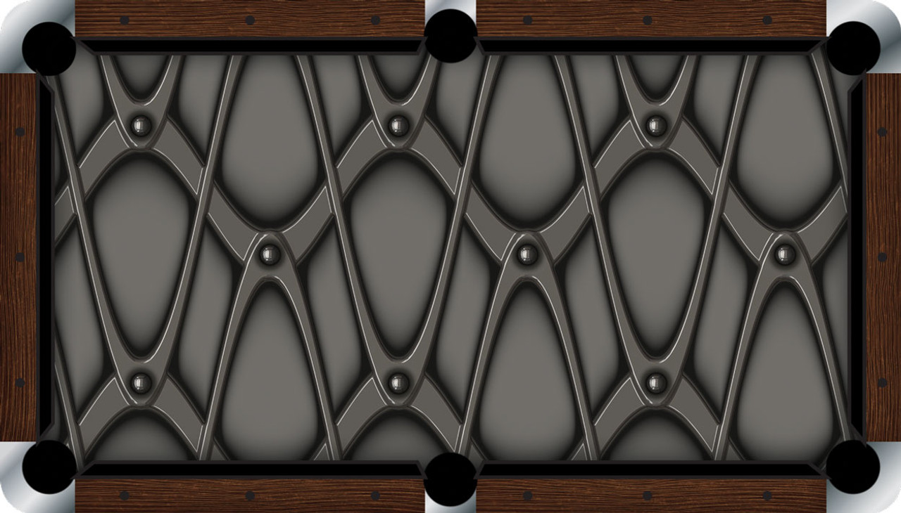 Vivid Metal 7'/8' Pool Table Felt