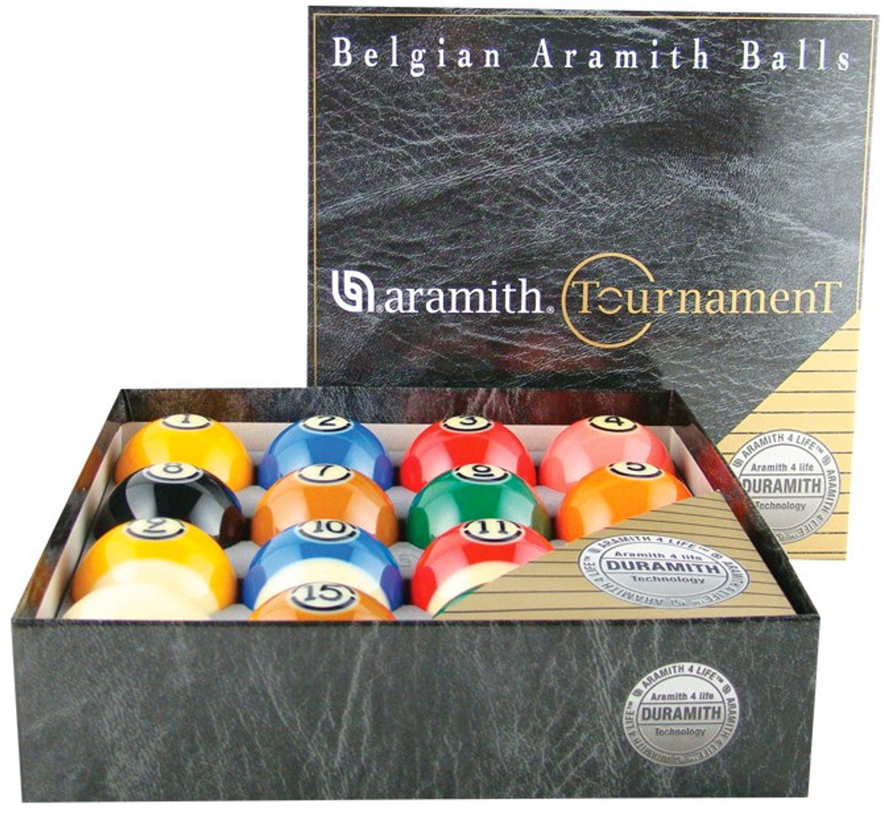Aramith Tournament TV Pro-Cup Billiard Ball Set