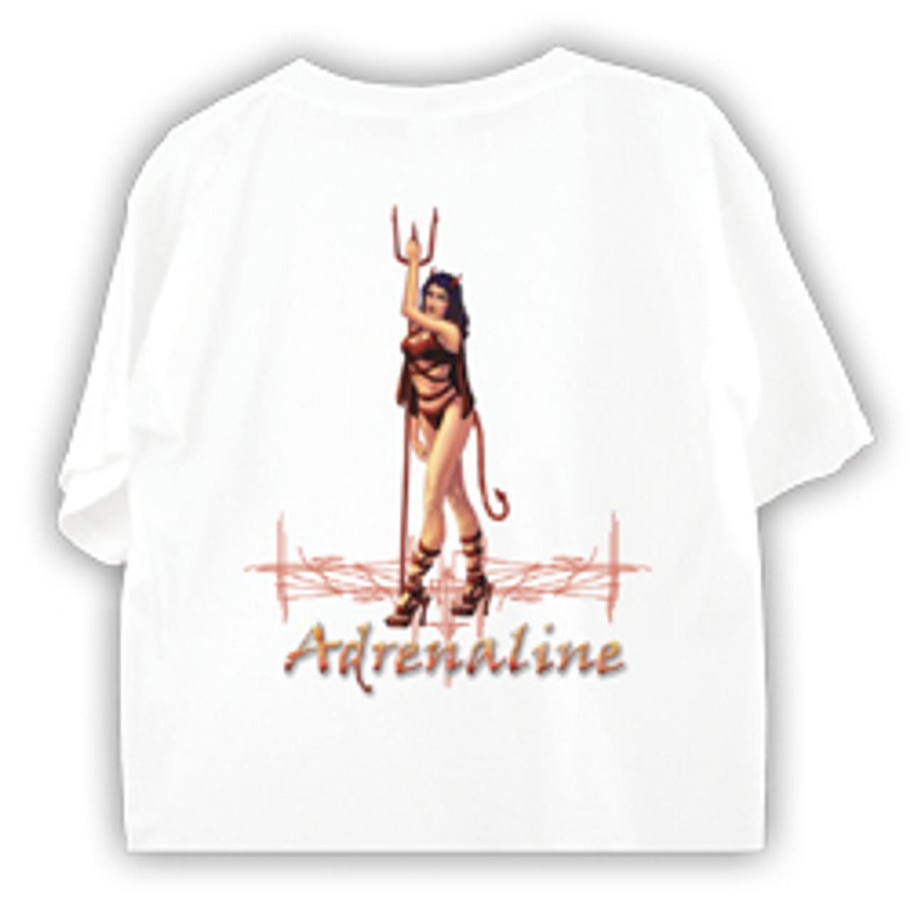 "Adrenaline ""Devil"" T-Shirt"