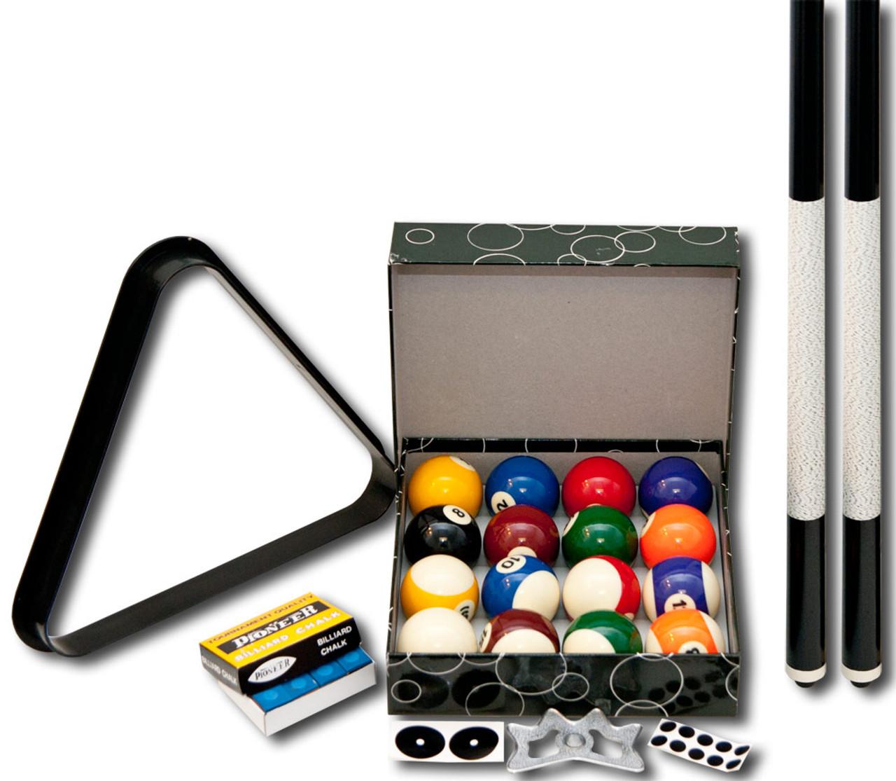 Billiard Table Accessory Kit - Economy