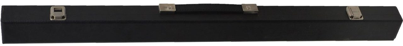 Scratch and Dent Sterling Black Box Cue Case for 1 Cue