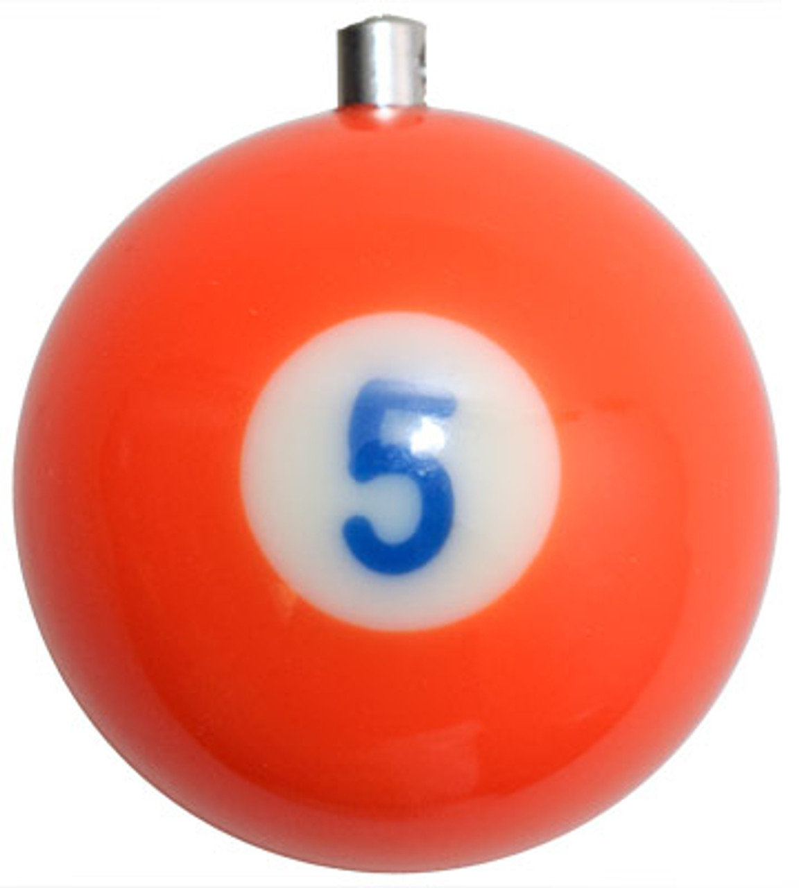 Billiard Ball Christmas Tree Ornaments - #5
