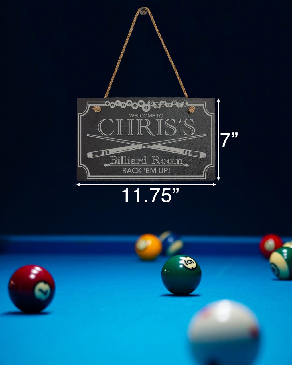 Snooker Personalised Sports Towel