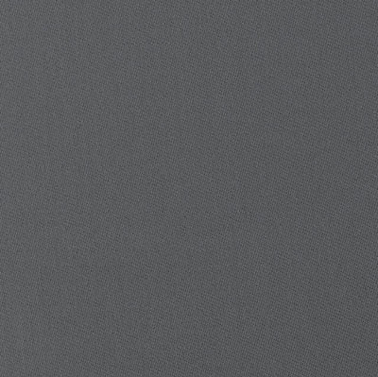 Simonis 860 Steel Grey Pool Table Felt - 7ft