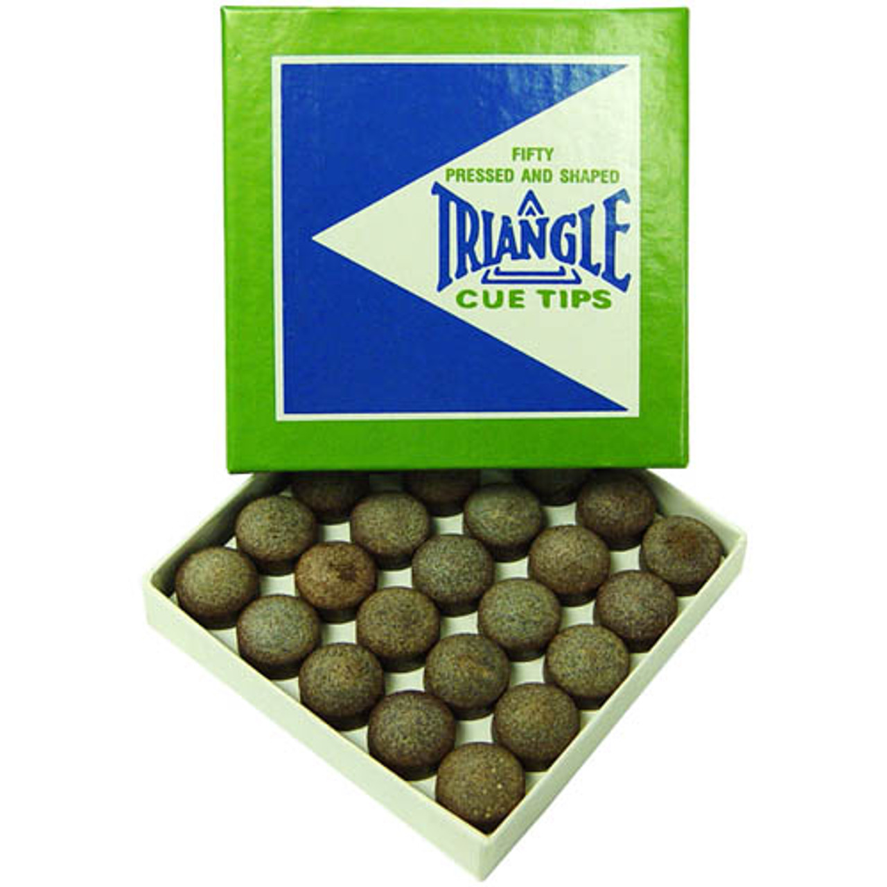 Triangle Tips, 14mm (Box of 50)