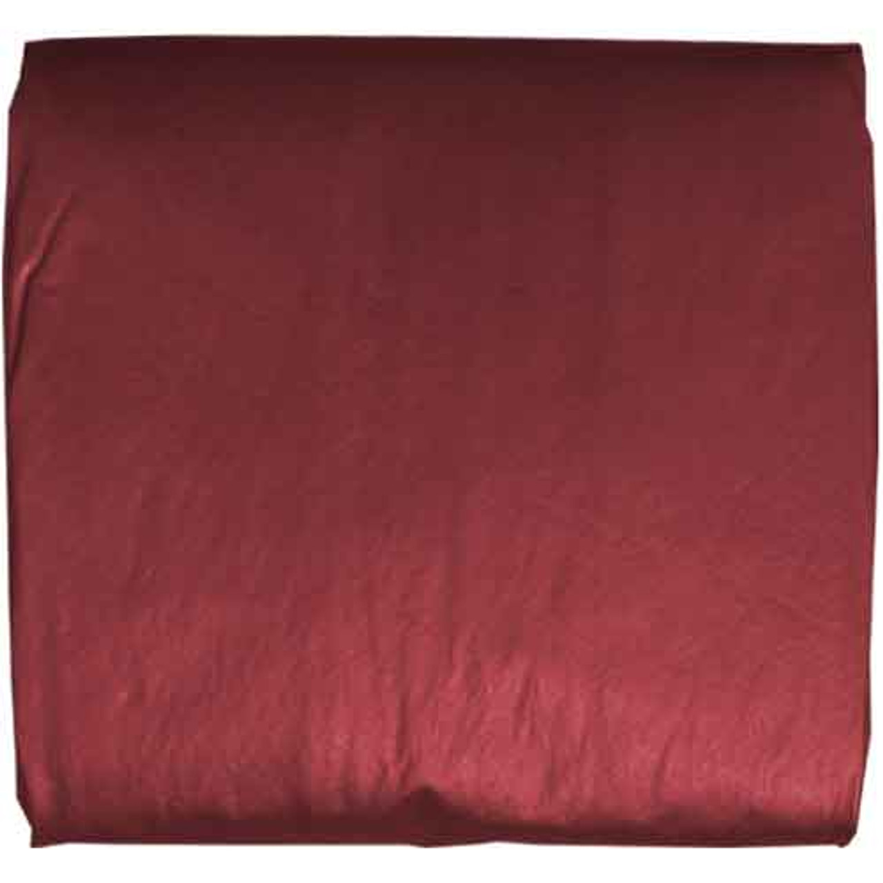 Deluxe Heavy-Duty Table Cover Burgundy 9ft Table