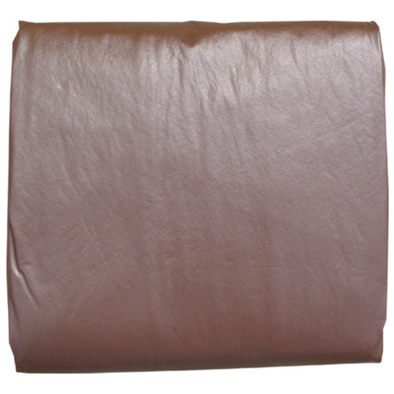 Deluxe Heavy-Duty Table Cover Brown 7ft Table