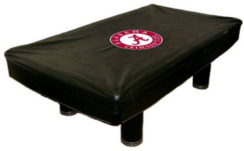 Alabama Crimson Tide 9 foot Custom Pool Table Cover