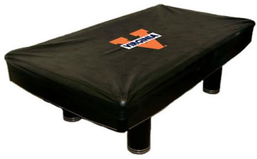 Virginia Cavaliers 7 foot Custom Pool Table Cover