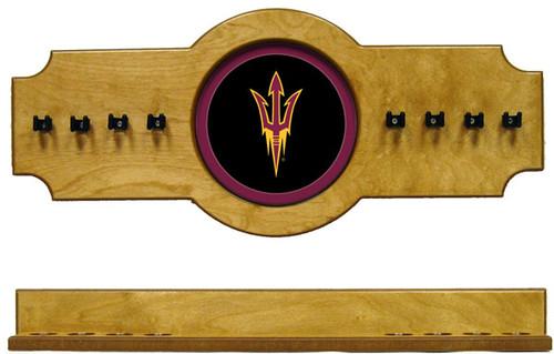 Arizona State Sun Devils 8 Cue Wall Rack