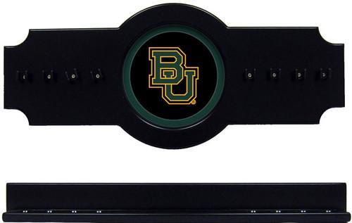 Baylor Bears 8 Cue Wall Rack