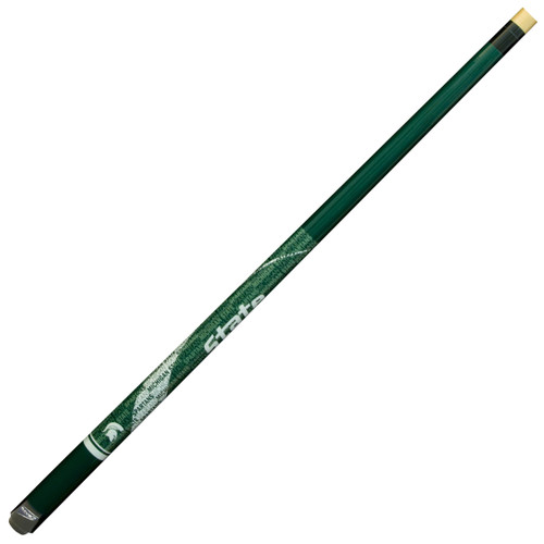 Michigan State Spartans Pool Cue