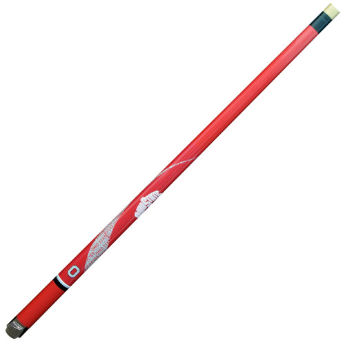 Ohio State Buckeyes Pool Cue