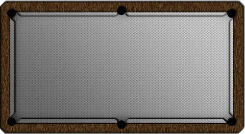 ArtScape Diamond Plate Pool Table Cloth