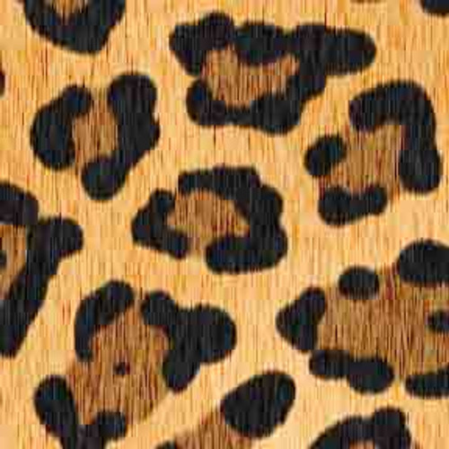 ArtScape Leopard Pool Table Cloth