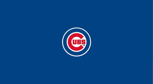 Chicago Cubs Pool Table Felt 8 foot table