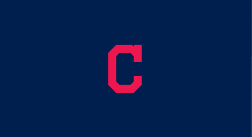 Cleveland Indians Pool Table Felt 9 Foot