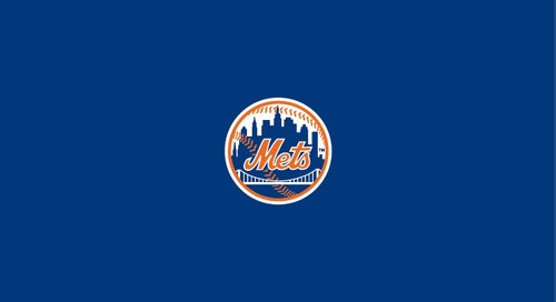 New York Mets Pool Table Felt 9 foot table