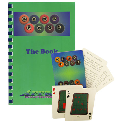Zone Pool Card Game Set