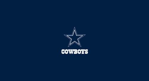 Dallas Cowboys Pool Table Felt for 8 foot table