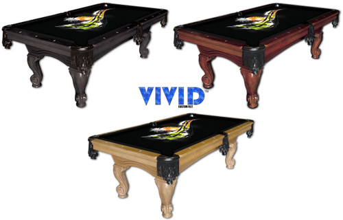 VIVID Classic Sunset 9' Pool Table Felt