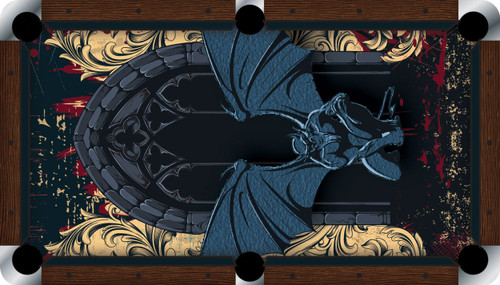 VIVID Gargoyle 9' Pool Table Felt