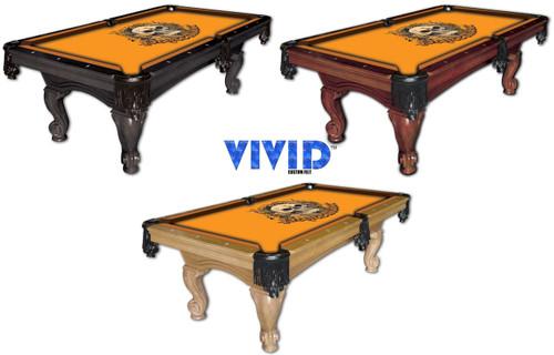 VIVID Peacemaker 7'/8' Pool Table Felt