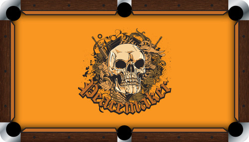 VIVID Peacemaker 9' Pool Table Felt