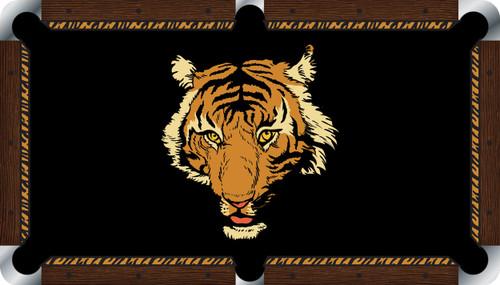 VIVID Tiger 9' Pool Table Felt