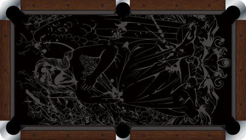 VIVID Dark Angel 7'/8' Pool Table Felt