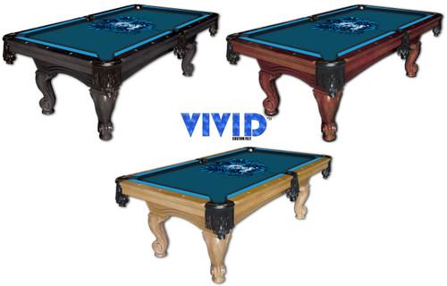 VIVID Dangerous 9' Pool Table Felt