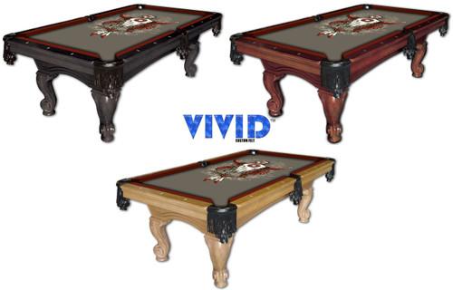 VIVID Sacred Bull 9' Pool Table Felt