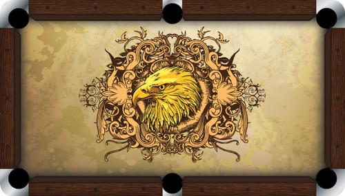 VIVID Golden Eagle 7'/8' Pool Table Felt