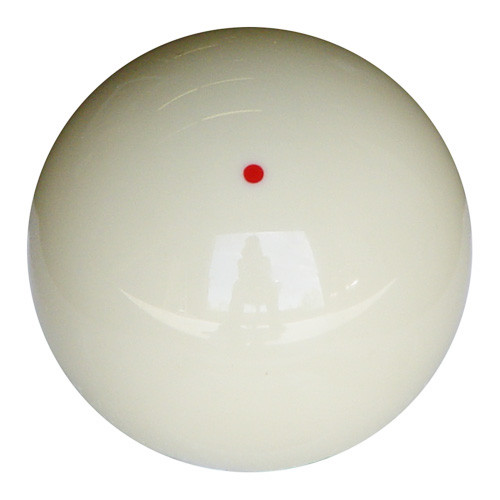 Belgian Aramith Red Dot Cue Ball