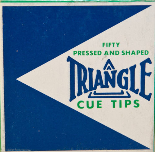 Triangle 11mm Cue Tips
