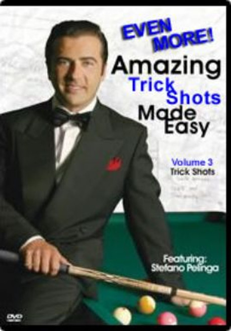 Even More Amazing Trick Shots Made Easy DVD