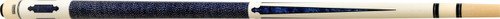 Scratch and Dent Blaze Model VR-1DE Dark Blue Pool Cue