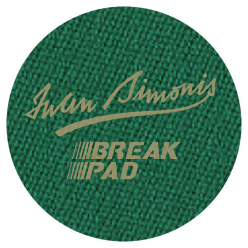 Simonis Break Pad Yellow-Green