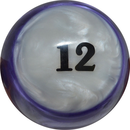 Sterling Designer Candy Pool Balls Ð 12 Ball