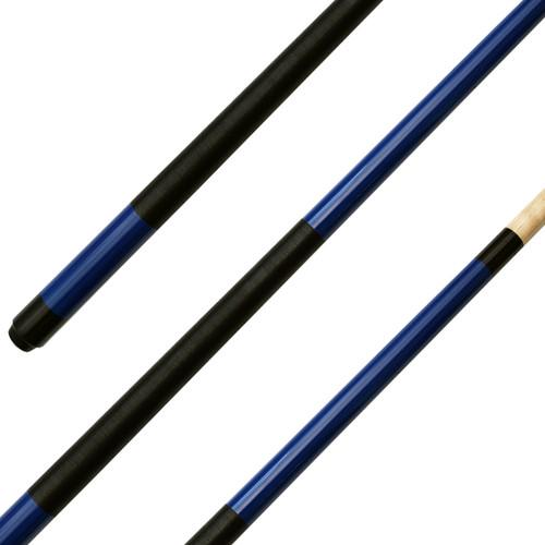 Blue Sterling Pool Cue