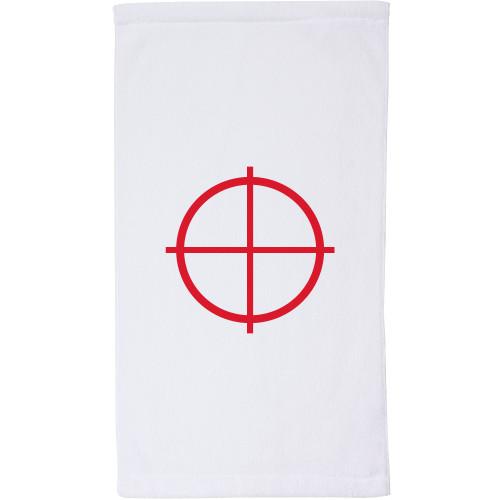 Sterling Gaming JPTLHW Howling Wolf Plush Microfiber Velour Towel