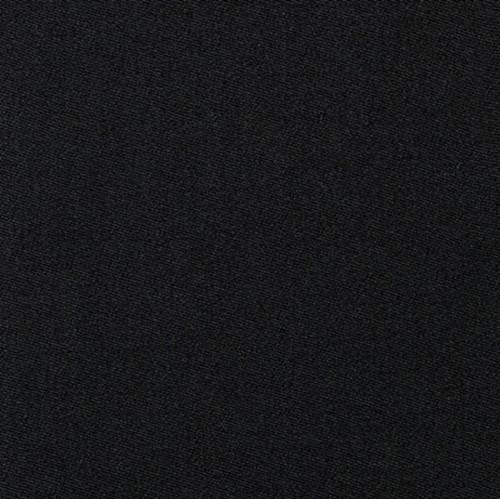 Simonis 860 Black Pool Table Felt - 8ft