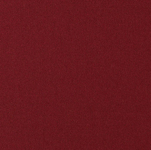 Simonis 860 Wine Pool Table Felt - 7ft