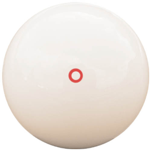 Red Circle Cue Ball