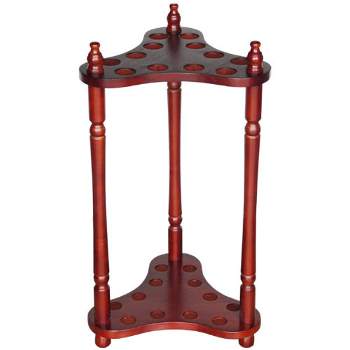 Sterling Floor Stand, Mahogany, 12 Cue