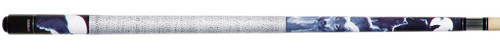 Sterling Gray Wolves Pool Cue