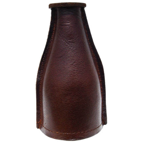 Deluxe Genuine Leather Tally Bottle